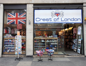 crest of london